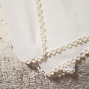 White Scarf/Shawl